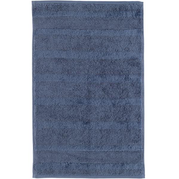 Cawö - Noblesse2 1002 - Farbe: nachtblau - 111 Gästetuch 30x50 cm