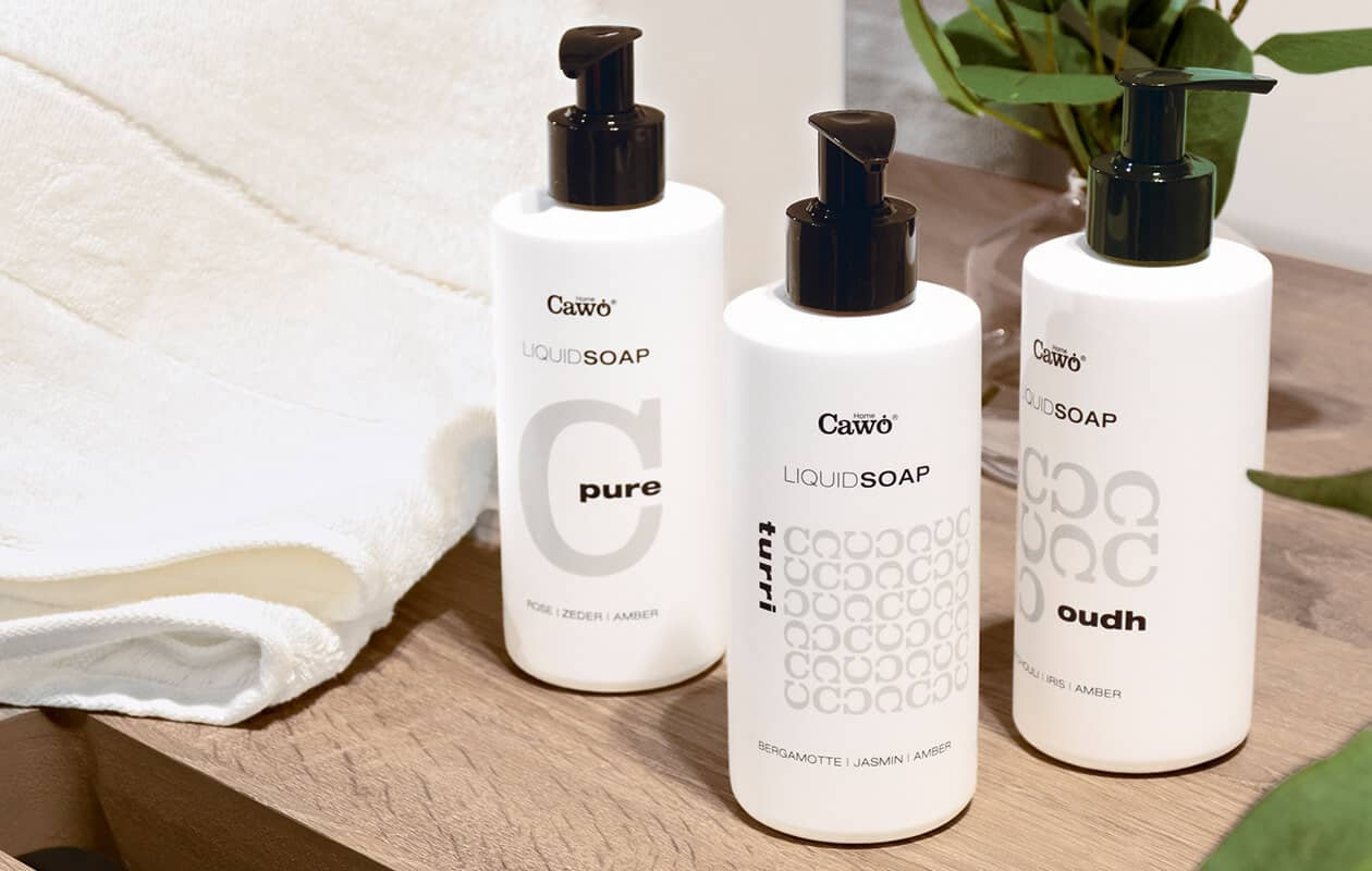 Cawö Home Accessoires - Liquid Soap 10006 - Duft: Turri - 20 Detailbild 1