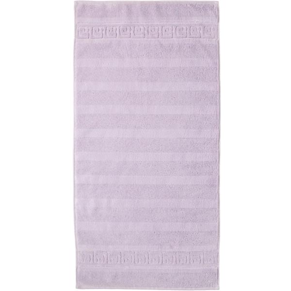 Cawö - Noblesse Uni 1001 - Farbe: lavendel - 806 Handtuch 50x100 cm
