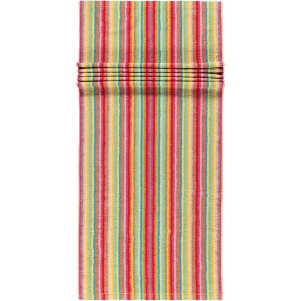 Cawö - Life Style Streifen 7008 - Farbe: 25 - multicolor Saunatuch 70x180 cm