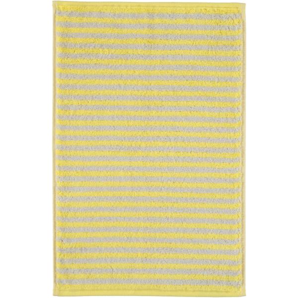 Cawö - Campus Ringel 955 - Farbe: lemon - 57 Gästetuch 30x50 cm