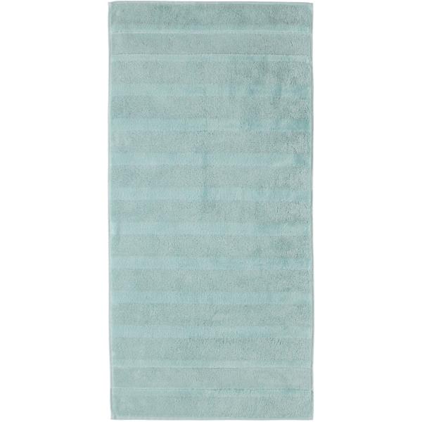 Cawö - Noblesse2 1002 - Farbe: seegrün - 455 Handtuch 50x100 cm