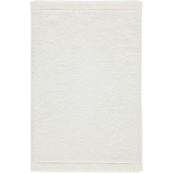 Cawö - Life Style Uni 7007 - Farbe: weiß - 600 Gästetuch 30x50 cm