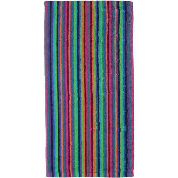 Cawö - Life Style Streifen 7048 - Farbe: 84 - multicolor Duschtuch 70x140 cm