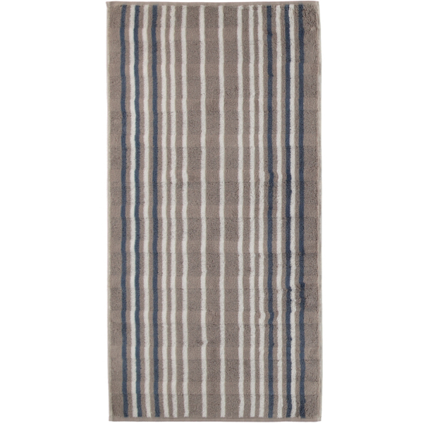 Cawö - Noblesse Lines 1082 - Farbe: graphit - 77 Handtuch 50x100 cm