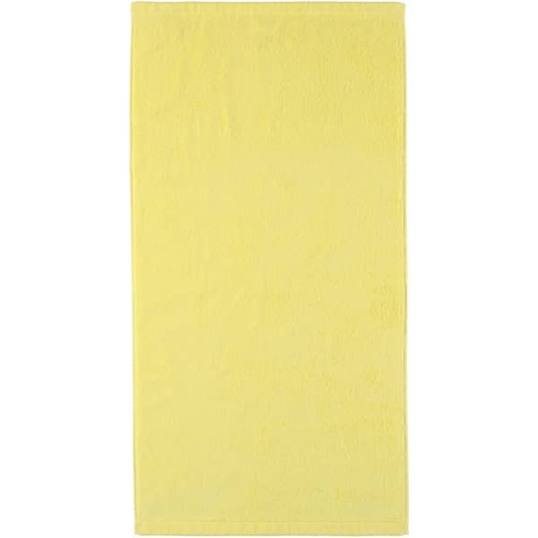 Cawö - Life Style Uni 7007 - Farbe: lemon - 501 Handtuch 50x100 cm