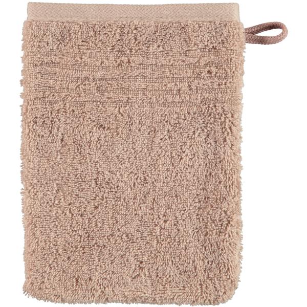 Cawö Essential Uni 9000 - Farbe: mauve - 374 Waschhandschuh 16x22 cm