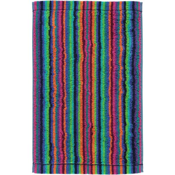 Cawö - Life Style Streifen 7048 - Farbe: 84 - multicolor Gästetuch 30x50 cm