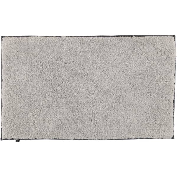 Cawö Home Badteppich Frame 1006 - Farbe: platin - 705 60x100 cm
