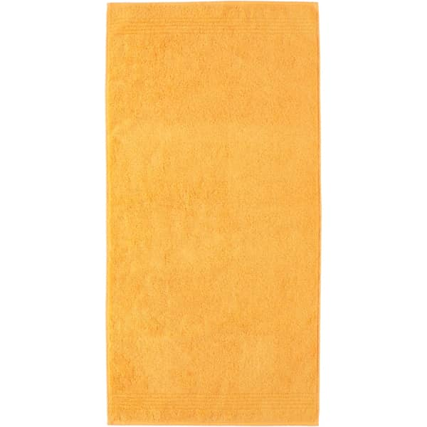 Cawö Essential Uni 9000 - Farbe: apricot - 552 Handtuch 50x100 cm