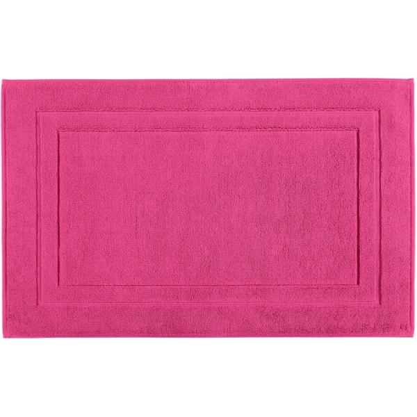 Cawö Badematte Classic 303 - Größe: 50x80 cm - Farbe: pink - 247