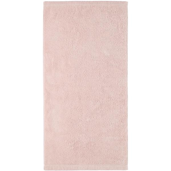 Cawö - Life Style Uni 7007 - Farbe: puder - 383 Handtuch 50x100 cm