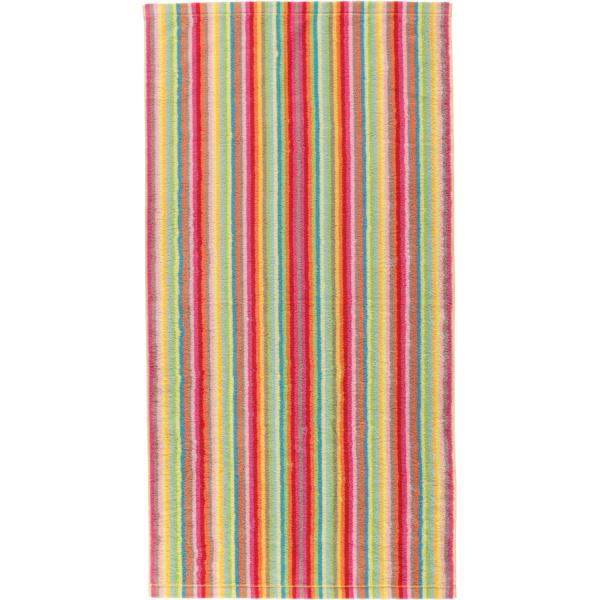 Cawö - Life Style Streifen 7008 - Farbe: 25 - multicolor Duschtuch 70x140 cm