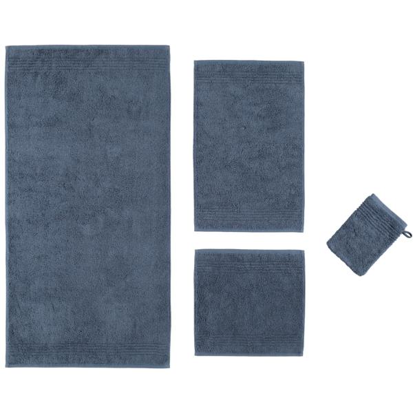 Cawö Essential Uni 9000 - Farbe: nachtblau - 111