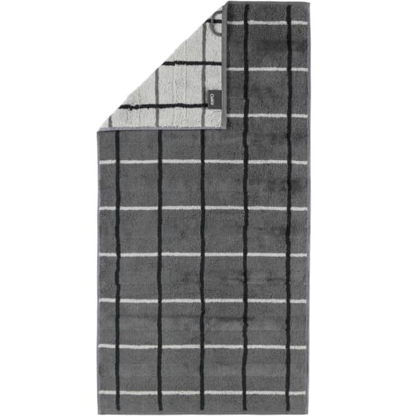 Cawö - Noblesse Square 1079 - Farbe: anthrazit - 77 Handtuch 50x100 cm