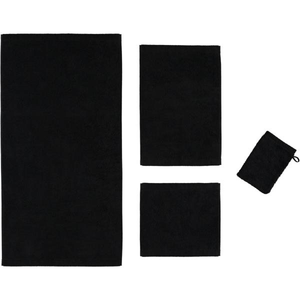 Cawö - Life Style Uni 7007 - Farbe: schwarz - 906