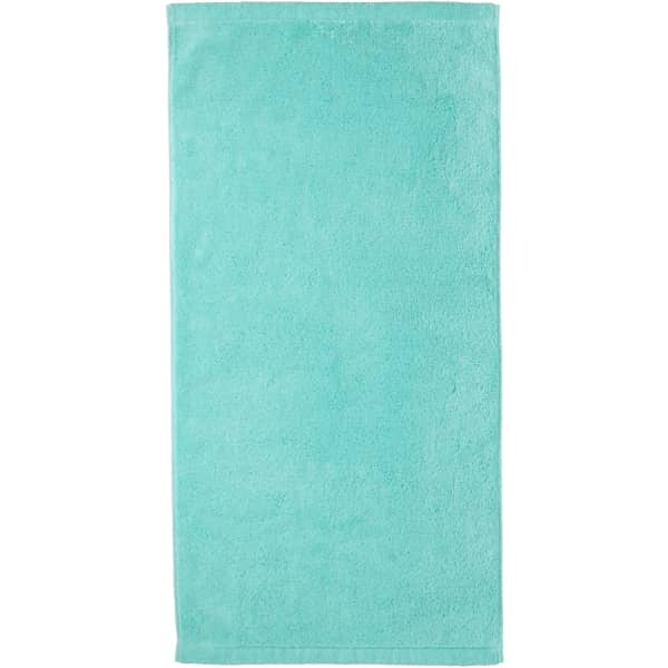 Cawö - Life Style Uni 7007 - Farbe: mint - 404 Handtuch 50x100 cm