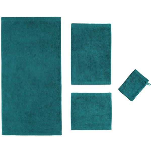 Cawö - Life Style Uni 7007 - Farbe: smaragd - 401