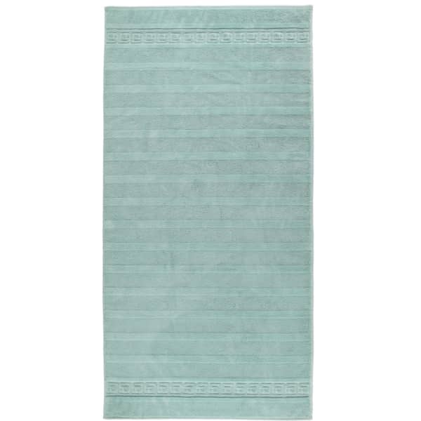 Cawö - Noblesse Uni 1001 - Farbe: seegrün - 455 Duschtuch 80x160 cm