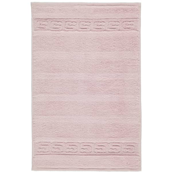 Cawö - Noblesse Uni 1001 - Farbe: rose - 287 Gästetuch 30x50 cm