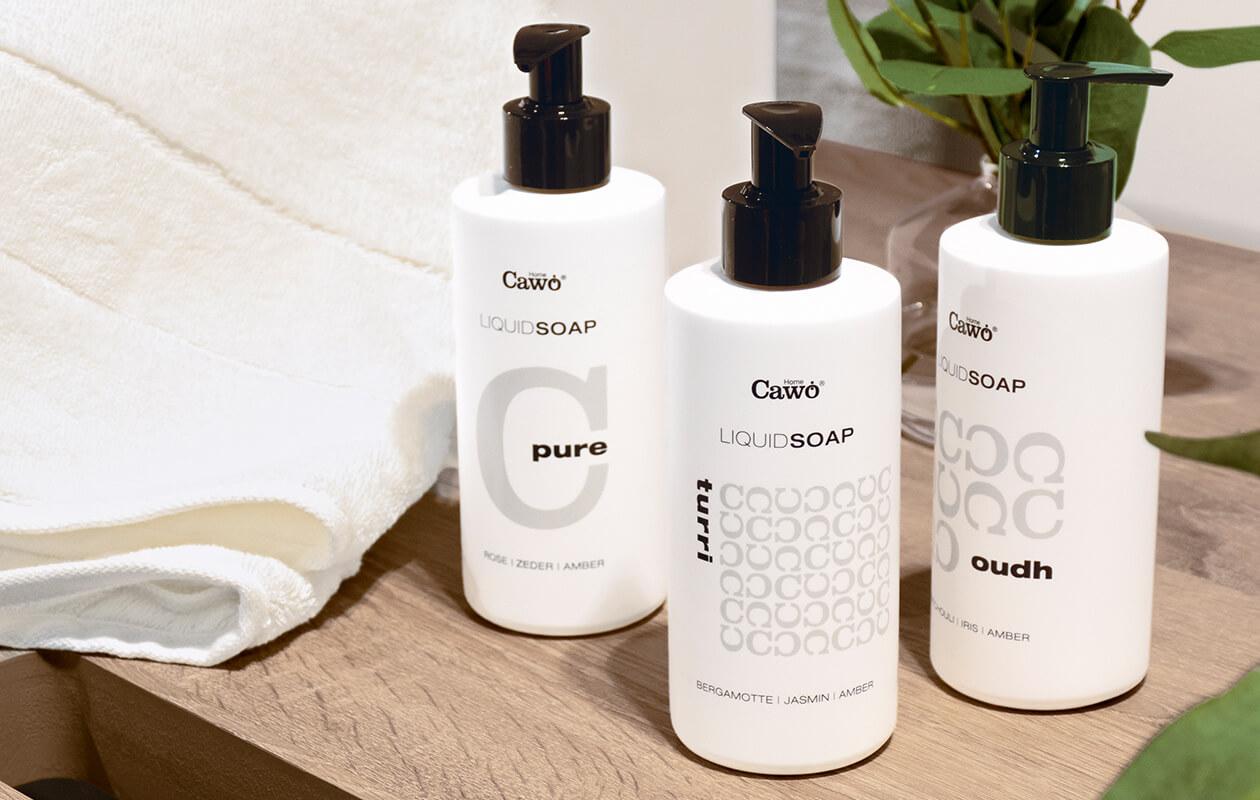 Cawö Home Accessoires - Liquid Soap 10006 - Duft: Pure - 10 Detailbild 1