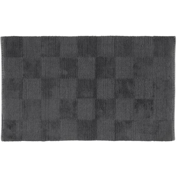 Cawö Home - Badteppich 1005 - Farbe: anthrazit - 774 60x100 cm