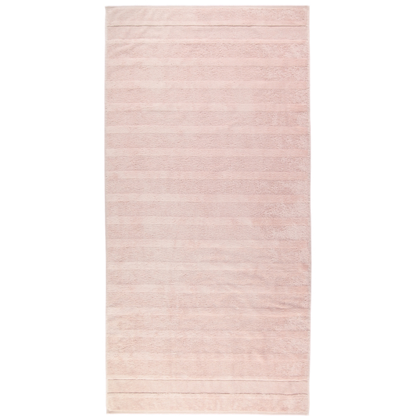 Cawö - Noblesse2 1002 - Farbe: puder - 383 Duschtuch 80x160 cm