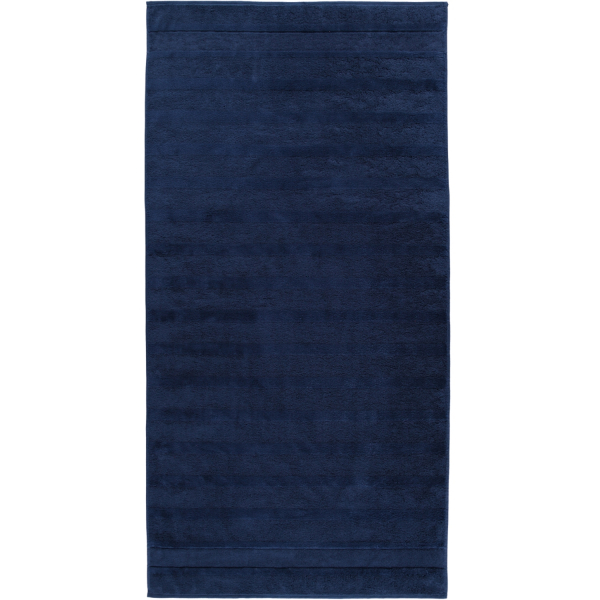 Cawö - Noblesse2 1002 - Farbe: navy - 133 Duschtuch 80x160 cm