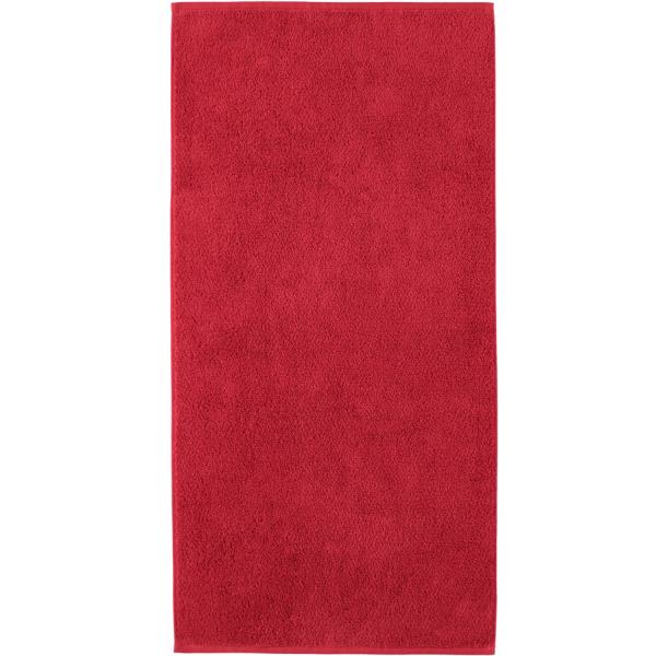 Cawö Heritage 4000 - Farbe: bordeaux - 280 Handtuch 50x100 cm
