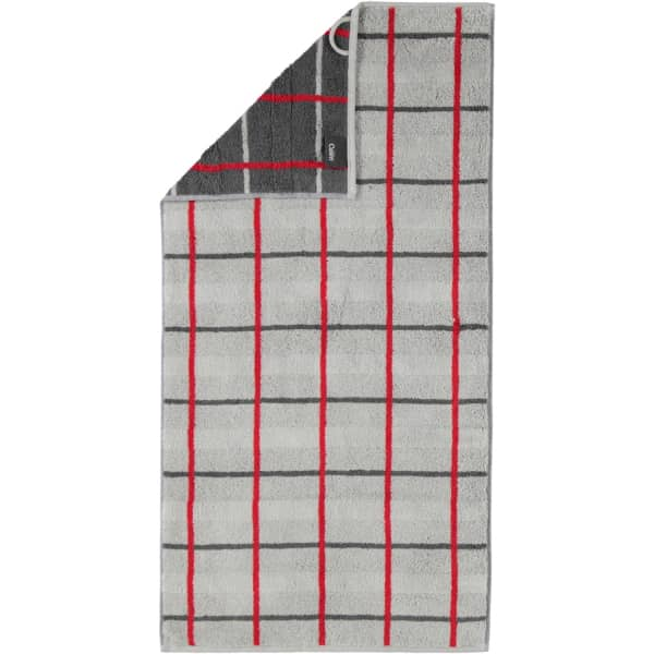 Cawö - Noblesse Square 1079 - Farbe: platin - 72 Handtuch 50x100 cm