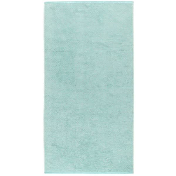 Cawö Reed Allover 956 - Farbe: mint - 47 Duschtuch 70x140 cm