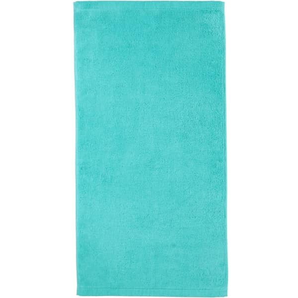 Cawö - Life Style Uni 7007 - Farbe: türkis - 430 Handtuch 50x100 cm