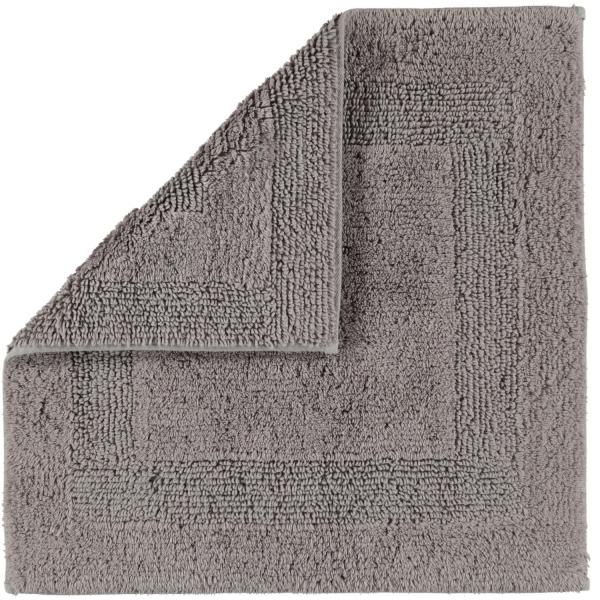 Cawö Home - Badteppich 1000 - Farbe: graphit - 779 60x60 cm