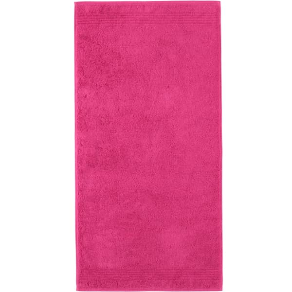Cawö Essential Uni 9000 - Farbe: pink - 247 Handtuch 50x100 cm
