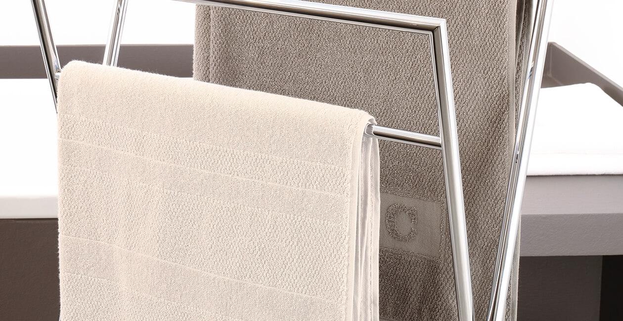 Cawö Saunatuch Travel, Sport & Spa Uni Allover 502 - 80x200 cm - Farbe: weiß - 600 Detailbild 1