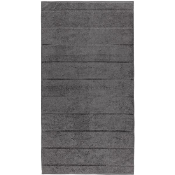 Cawö Carat Allover 581 - Farbe: anthrazit - 774 Duschtuch 80x150 cm