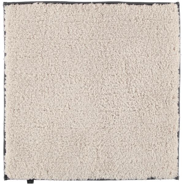 Cawö Home Badteppich Frame 1006 - Farbe: travertin - 366 60x60 cm