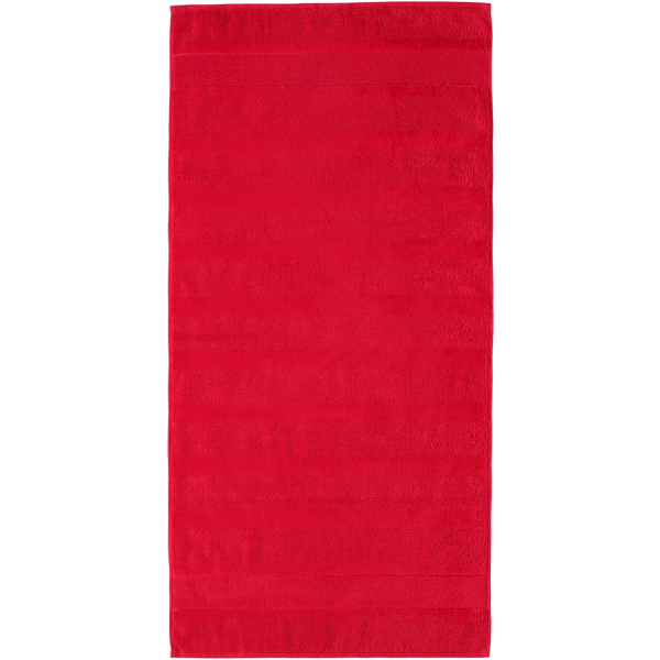 Cawö - Noblesse2 1002 - Farbe: rot - 203 Handtuch 50x100 cm