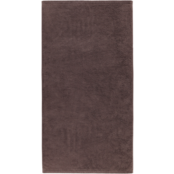 Cawö - Life Style Uni 7007 - Farbe: pepper - 397 Duschtuch 70x140 cm