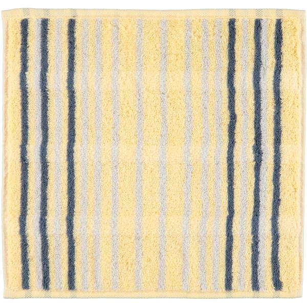 Cawö - Noblesse Lines 1082 - Farbe: honig - 55 Seiflappen 30x30 cm
