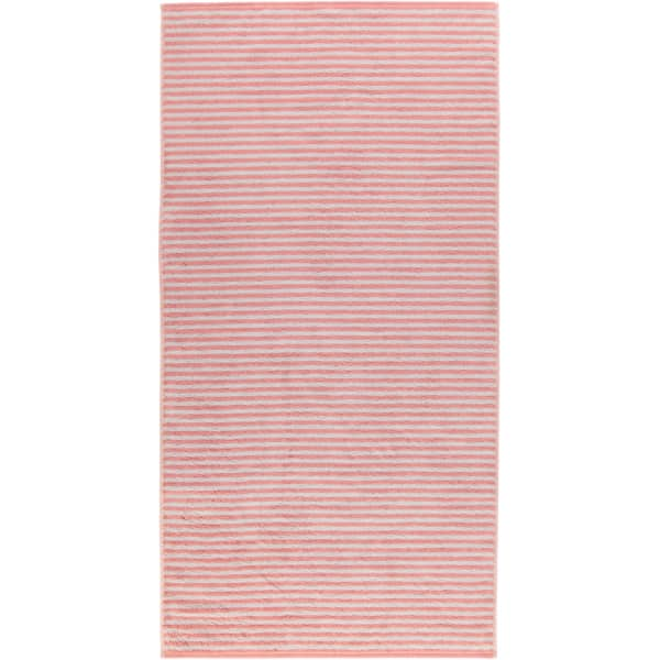 Cawö - Campus Ringel 955 - Farbe: rouge - 27 Duschtuch 70x140 cm