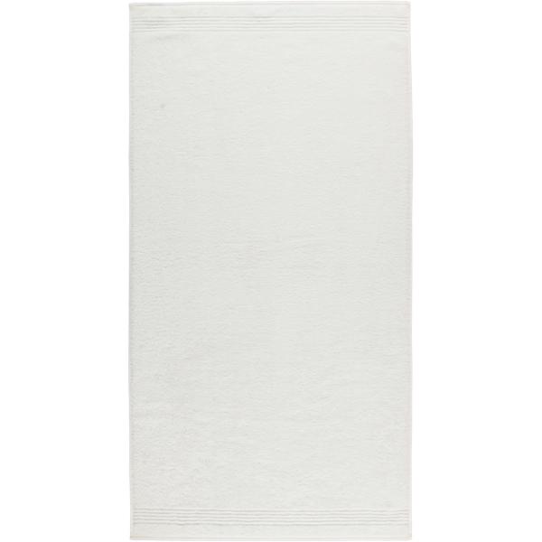 Cawö Essential Uni 9000 - Farbe: weiß - 600 Duschtuch 70x140 cm