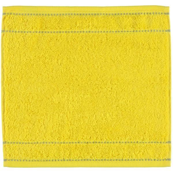 Cawö - Impulse Uni 3010 - Farbe: gelb - 510 Seiflappen 30x30 cm