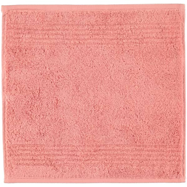 Cawö Essential Uni 9000 - Farbe: rouge - 214 Seiflappen 30x30 cm