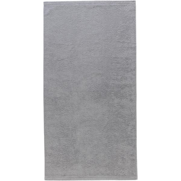 Cawö - Life Style Uni 7007 - Farbe: platin - 705 Duschtuch 70x140 cm