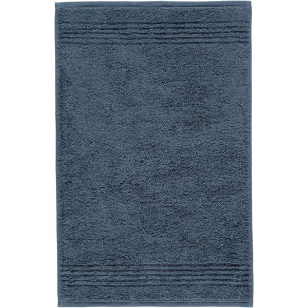 Cawö Essential Uni 9000 - Farbe: nachtblau - 111 Gästetuch 30x50 cm