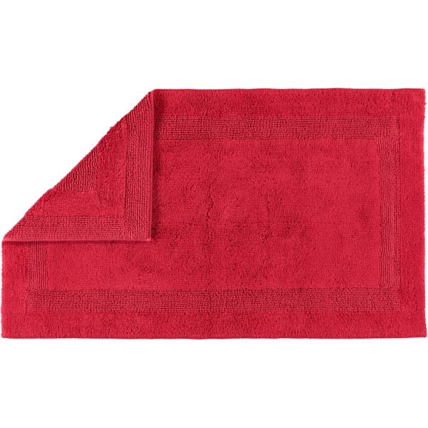 Cawö Home - Badteppich 1000 - Farbe: bordeaux - 280 70x120 cm