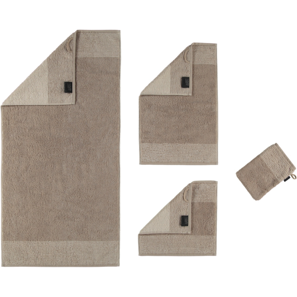 Cawö - Luxury Home Two-Tone 590 - Farbe: sand - 33