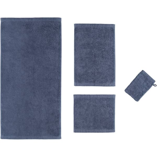 Cawö - Life Style Uni 7007 - Farbe: nachtblau - 111
