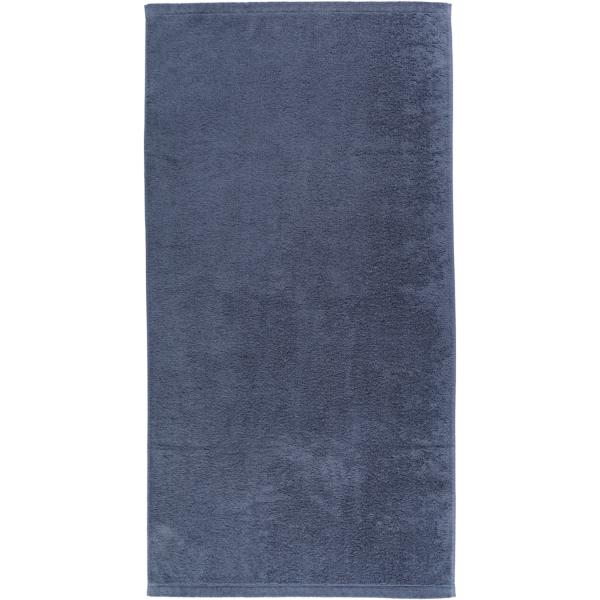 Cawö - Life Style Uni 7007 - Farbe: nachtblau - 111 Duschtuch 70x140 cm